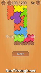Ocus Puzzle Walkthrough Medium Level 100