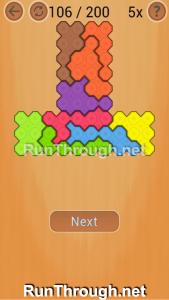 Ocus Puzzle Walkthrough Medium Level 106
