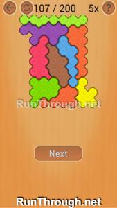 Ocus Puzzle Walkthrough Medium Level 107