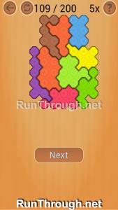 Ocus Puzzle Walkthrough Medium Level 109