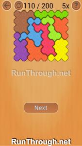 Ocus Puzzle Walkthrough Medium Level 110