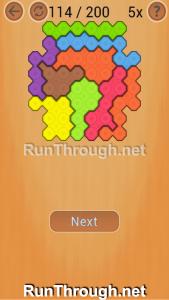 Ocus Puzzle Walkthrough Medium Level 114