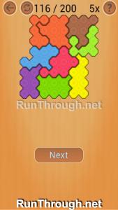Ocus Puzzle Walkthrough Medium Level 116