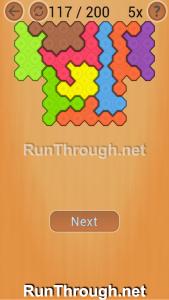 Ocus Puzzle Walkthrough Medium Level 117