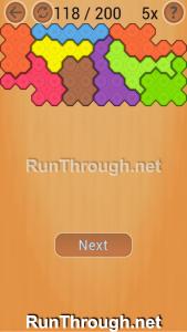 Ocus Puzzle Walkthrough Medium Level 118