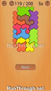 Ocus Puzzle Walkthrough Medium Level 119