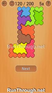 Ocus Puzzle Walkthrough Medium Level 120