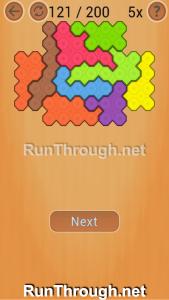 Ocus Puzzle Walkthrough Medium Level 121