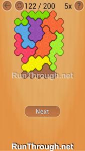 Ocus Puzzle Walkthrough Medium Level 122