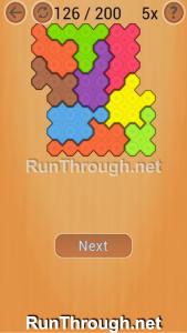 Ocus Puzzle Walkthrough Medium Level 126