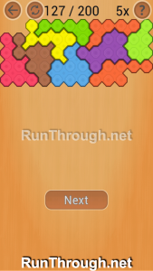 Ocus Puzzle Walkthrough Medium Level 127