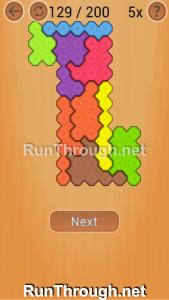 Ocus Puzzle Walkthrough Medium Level 129