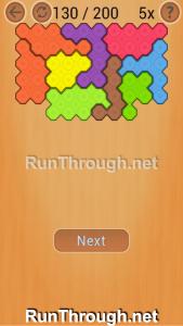 Ocus Puzzle Walkthrough Medium Level 130