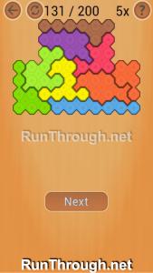 Ocus Puzzle Walkthrough Medium Level 131