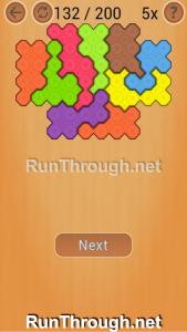 Ocus Puzzle Walkthrough Medium Level 132
