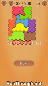 Ocus Puzzle Walkthrough Medium Level 133