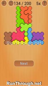 Ocus Puzzle Walkthrough Medium Level 134