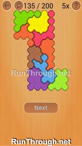 Ocus Puzzle Walkthrough Medium Level 135