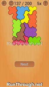 Ocus Puzzle Walkthrough Medium Level 137