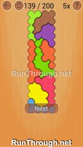 Ocus Puzzle Walkthrough Medium Level 139