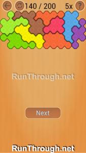 Ocus Puzzle Walkthrough Medium Level 140