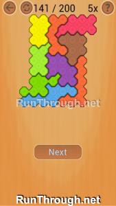 Ocus Puzzle Walkthrough Medium Level 141