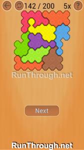 Ocus Puzzle Walkthrough Medium Level 142