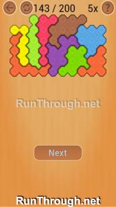 Ocus Puzzle Walkthrough Medium Level 143