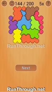 Ocus Puzzle Walkthrough Medium Level 144
