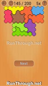 Ocus Puzzle Walkthrough Medium Level 145