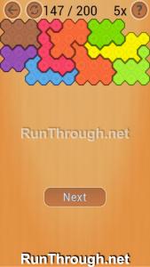 Ocus Puzzle Walkthrough Medium Level 147