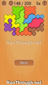 Ocus Puzzle Walkthrough Medium Level 148