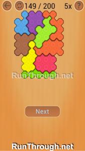 Ocus Puzzle Walkthrough Medium Level 149