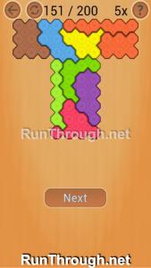 Ocus Puzzle Walkthrough Medium Level 151