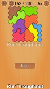 Ocus Puzzle Walkthrough Medium Level 153