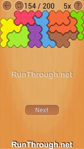 Ocus Puzzle Walkthrough Medium Level 154