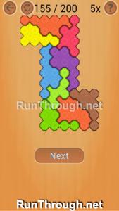 Ocus Puzzle Walkthrough Medium Level 155