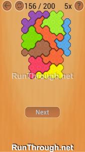 Ocus Puzzle Walkthrough Medium Level 156