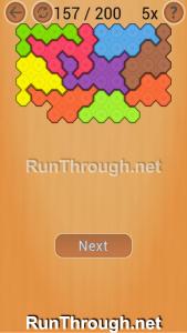Ocus Puzzle Walkthrough Medium Level 157