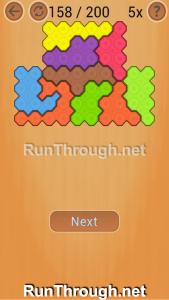 Ocus Puzzle Walkthrough Medium Level 158