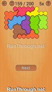 Ocus Puzzle Walkthrough Medium Level 159