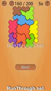 Ocus Puzzle Walkthrough Medium Level 160