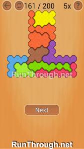 Ocus Puzzle Walkthrough Medium Level 161