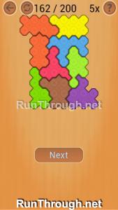 Ocus Puzzle Walkthrough Medium Level 162