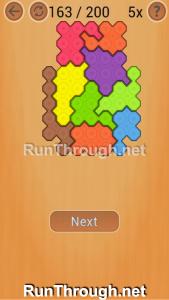 Ocus Puzzle Walkthrough Medium Level 163