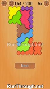 Ocus Puzzle Walkthrough Medium Level 164