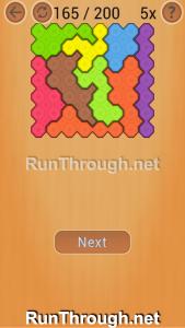 Ocus Puzzle Walkthrough Medium Level 165