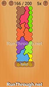 Ocus Puzzle Walkthrough Medium Level 166