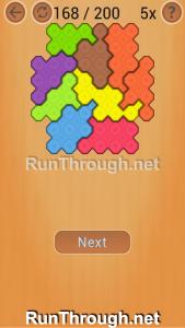 Ocus Puzzle Walkthrough Medium Level 168