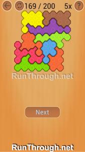 Ocus Puzzle Walkthrough Medium Level 169